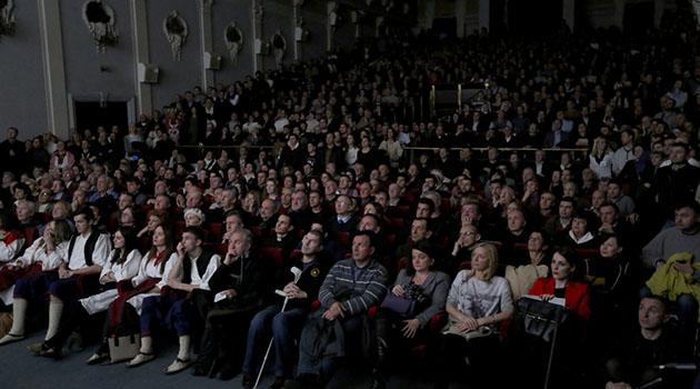 "Film ""In odium fidei"" prikazan u Zagrebu"
