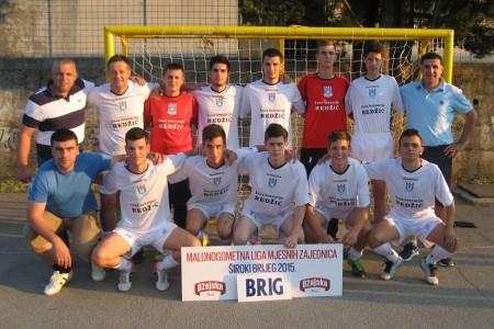 League MZ: MZ Brig zabio dva gola u prvom...