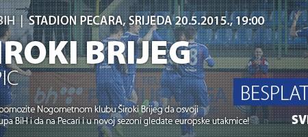 Finale Kupa 2015: Široki Brijeg –...