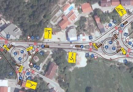 Nova privremena regulacija prometa u Širokom