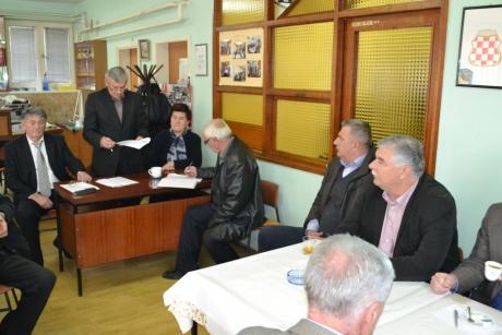 Održana redovita Godišnja skupština Udruge umirovljenika...