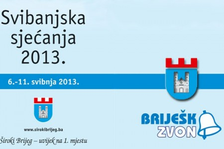 PROGRAM SVIBANJSKA SJEANJA 2013.