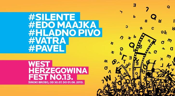 FOTO: Započeo 13. West Herzegowina Fest